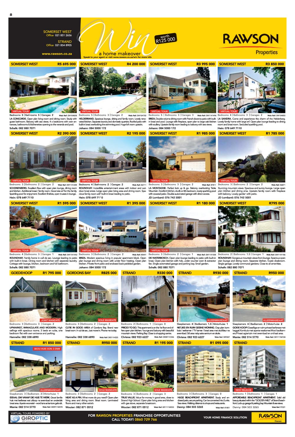 You are browsing images from the article: Property Selection -  January 18th 2012