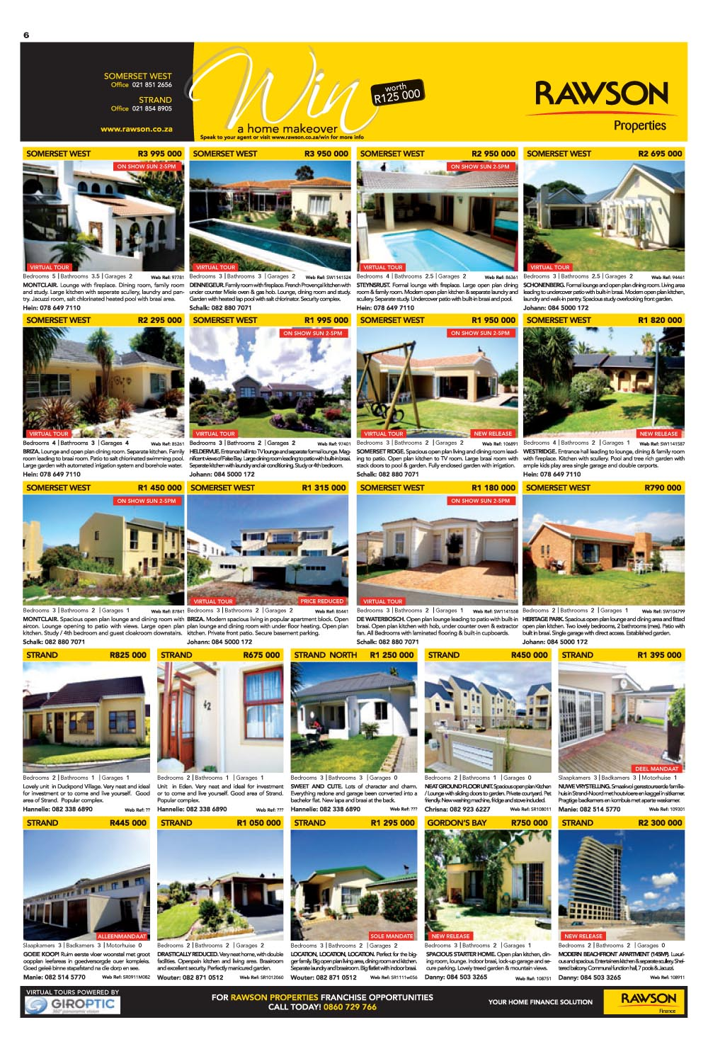 You are browsing images from the article: Property Selection -  February 1st 2012