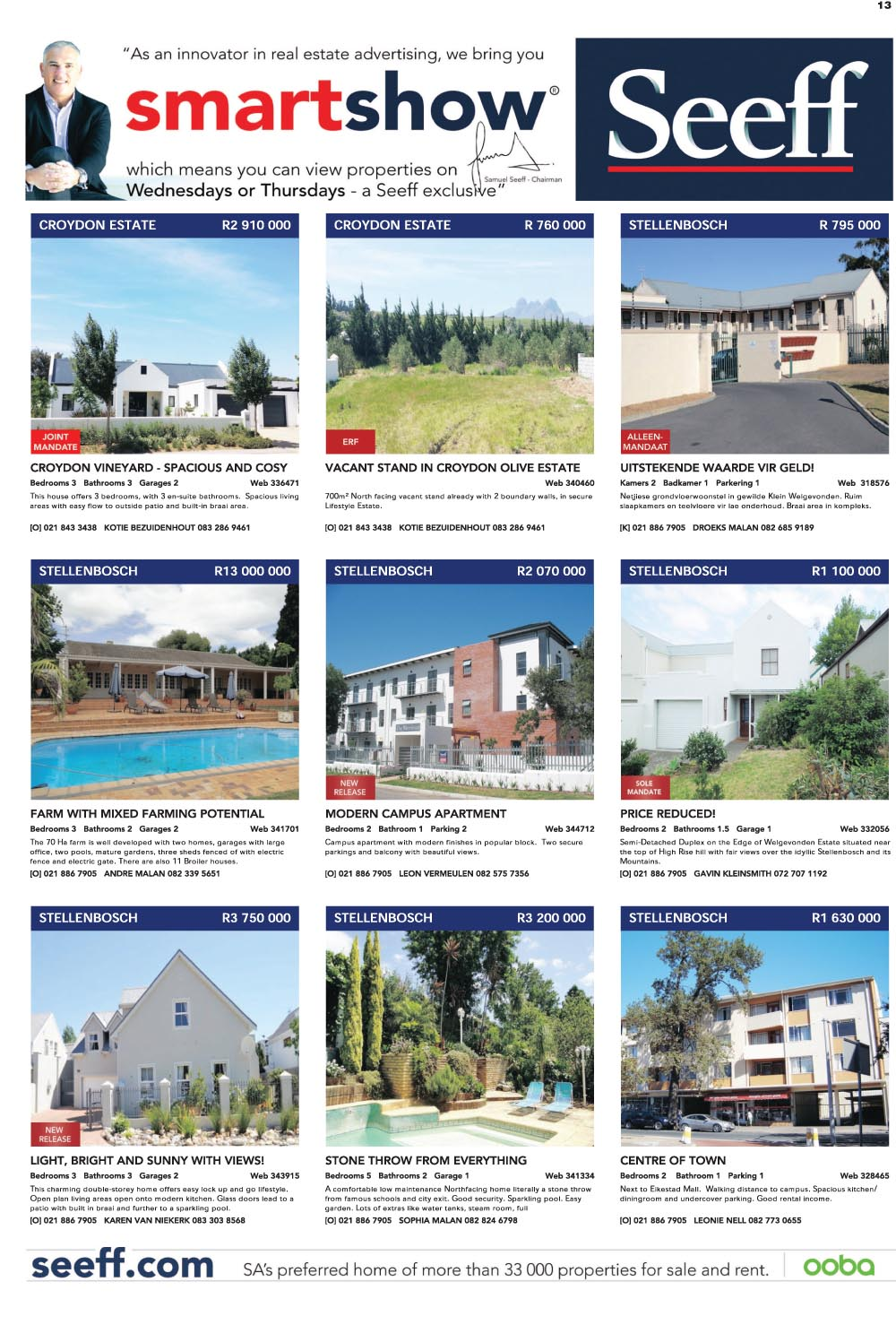 You are browsing images from the article: Property Selection February 18 2015