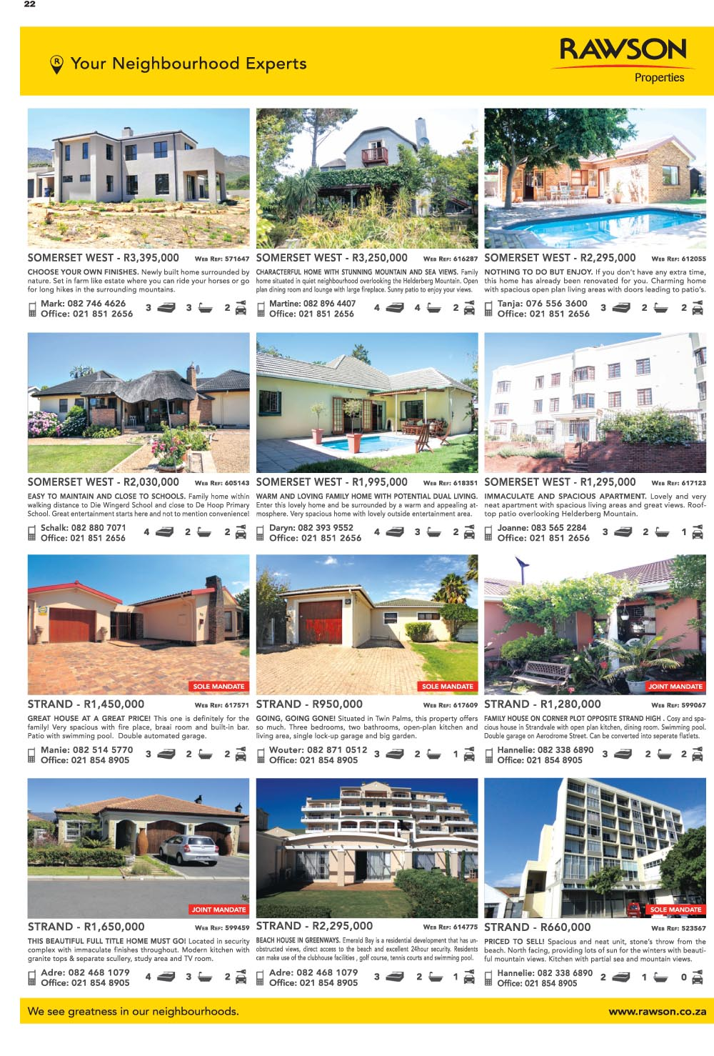 You are browsing images from the article: Property Selection February 25 2015