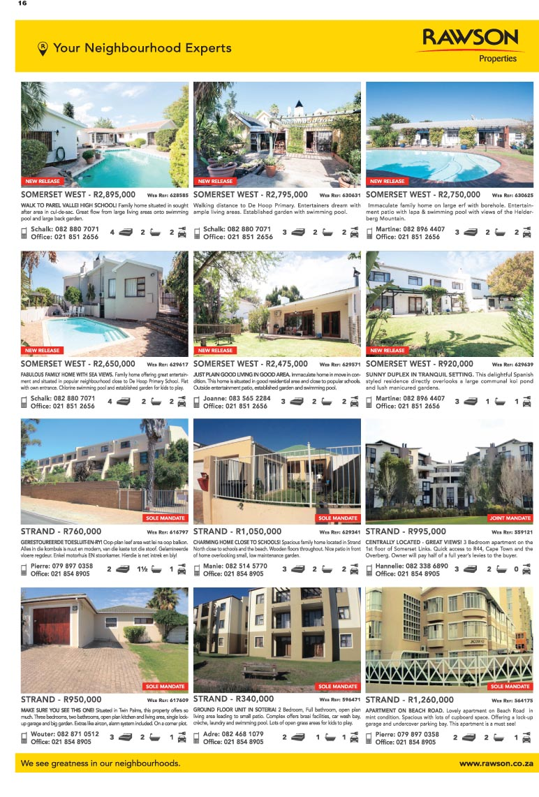 You are browsing images from the article: Property Selection April 15 2015