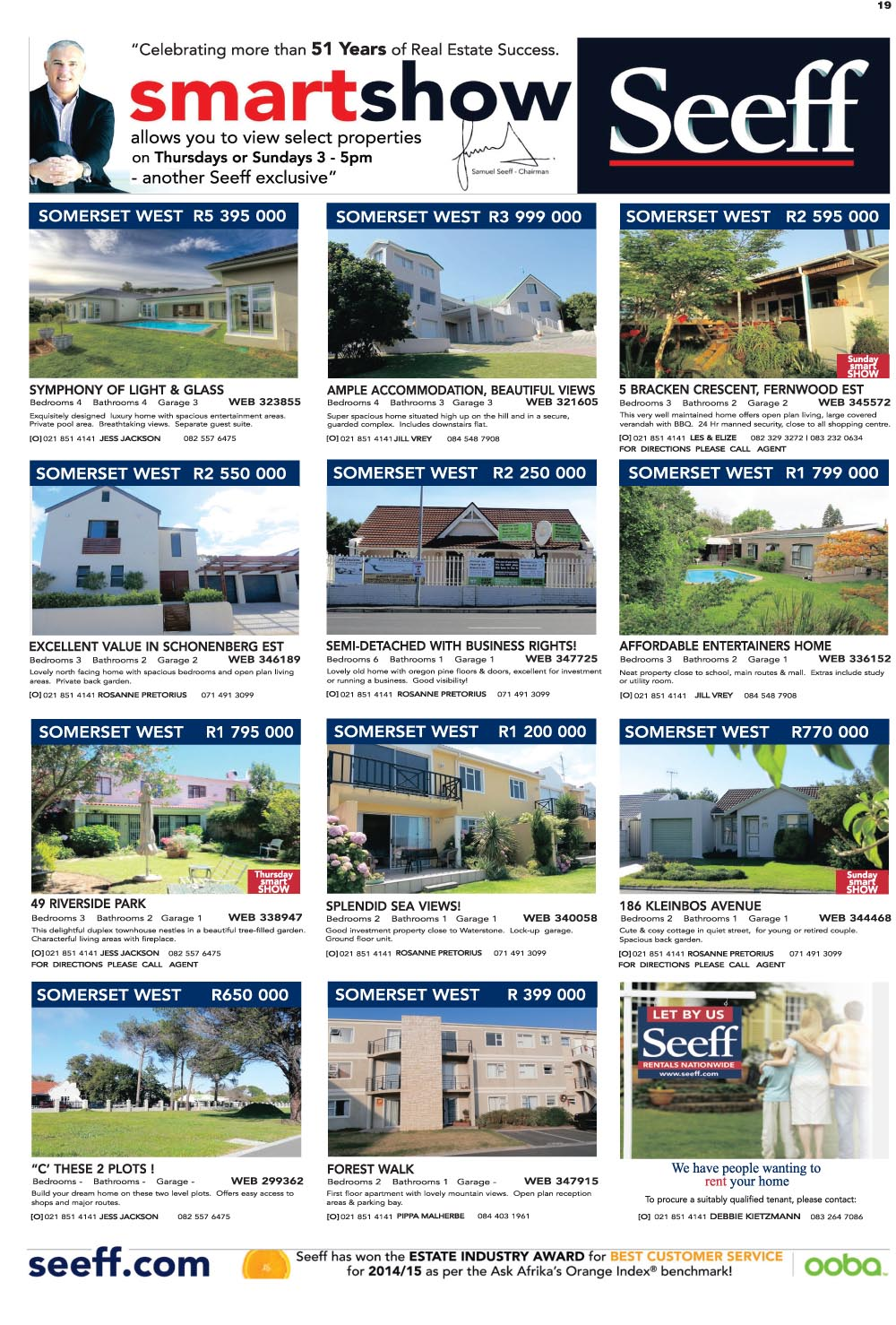 You are browsing images from the article: Property Selection April 22 2015