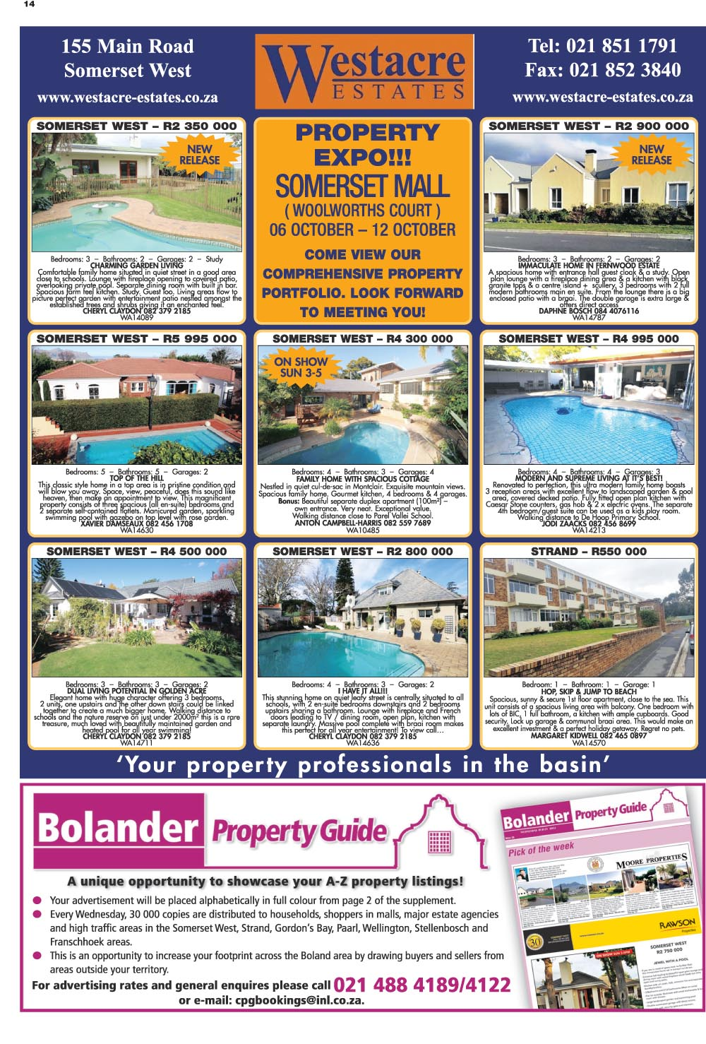 You are browsing images from the article: Property Selection-October 07 2015