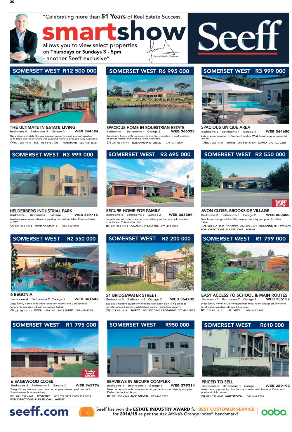You are browsing images from the article: Property Selection-October 28 2015