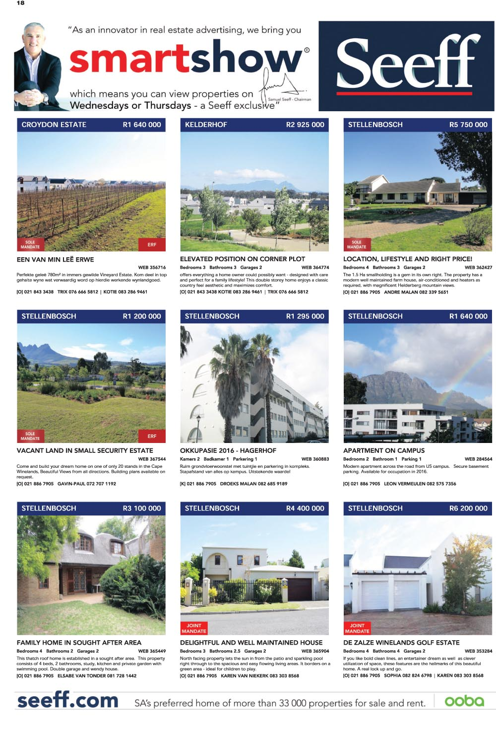 You are browsing images from the article: Property Selection-November 04 2015