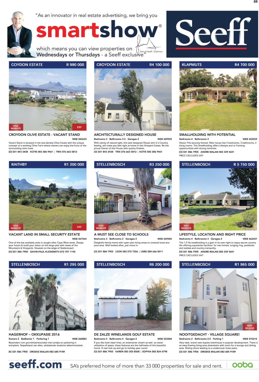You are browsing images from the article: Property Selection-November 25 2015