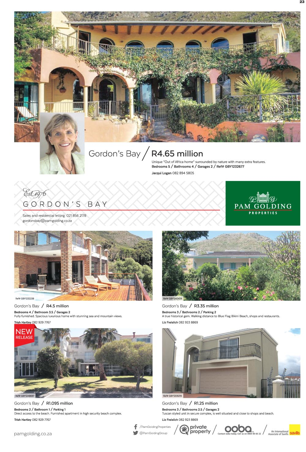 You are browsing images from the article: Property Selection December 16 2015