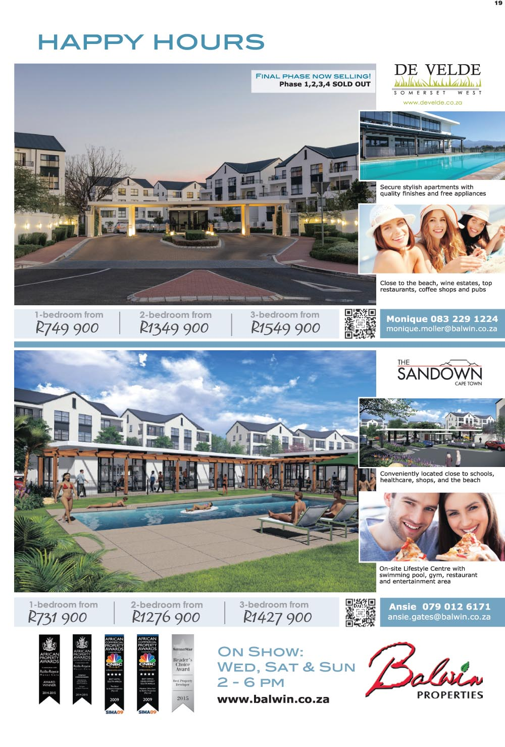 You are browsing images from the article: Property Selection 27 January 2016