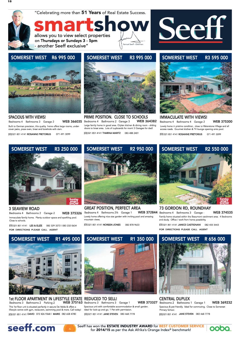 You are browsing images from the article: Property Selection 03 Febuary-2016