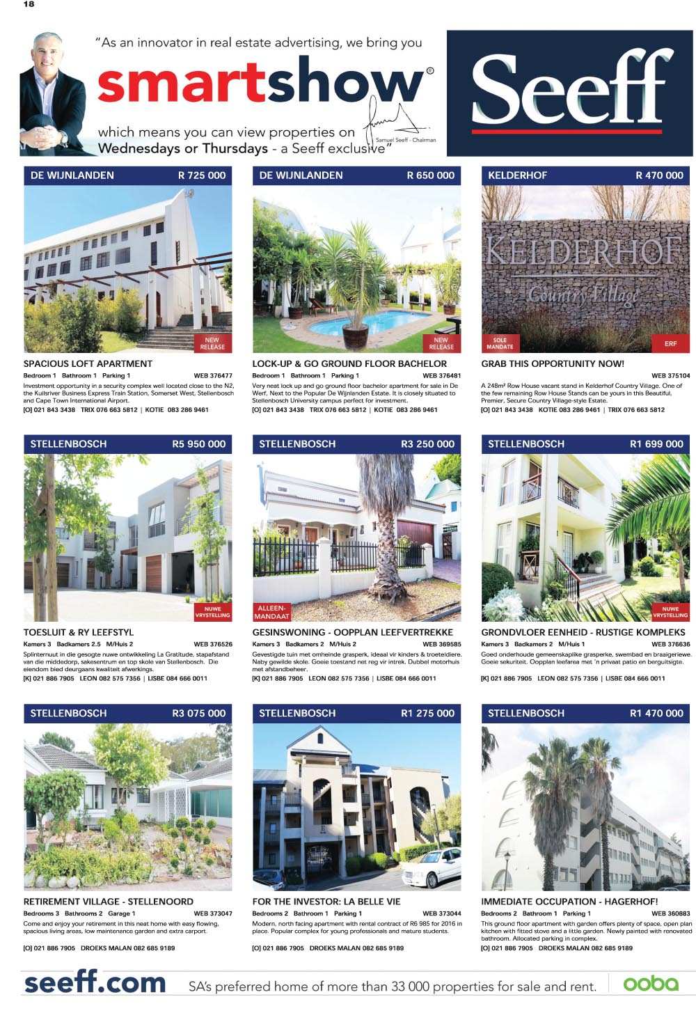 You are browsing images from the article: Property Selection 17 Febuary-2016