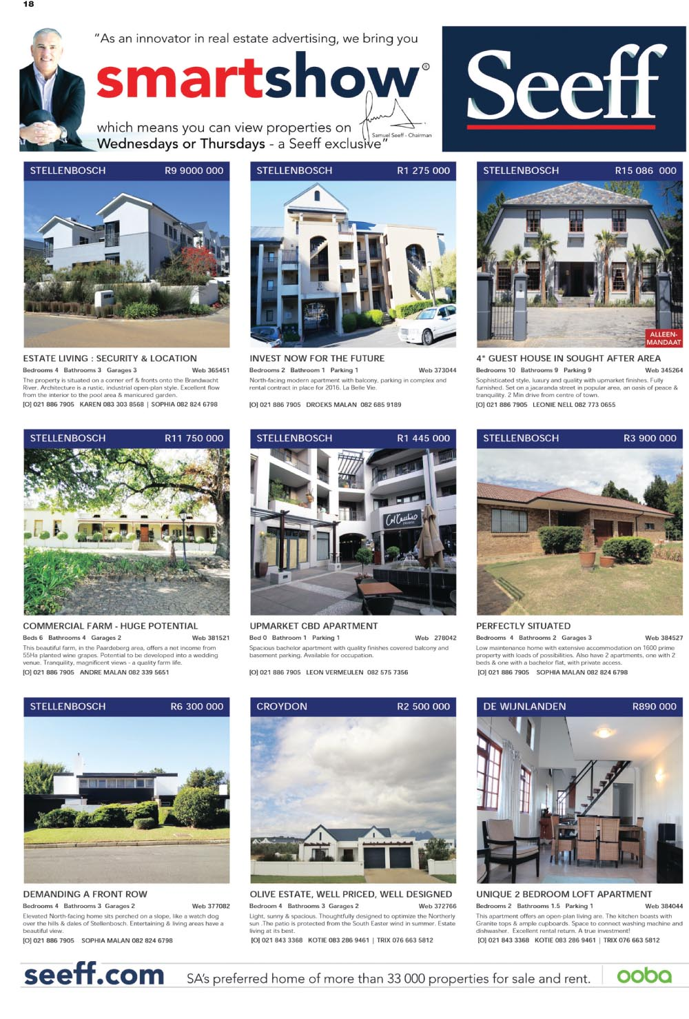 You are browsing images from the article: Property Selection 16March-2016