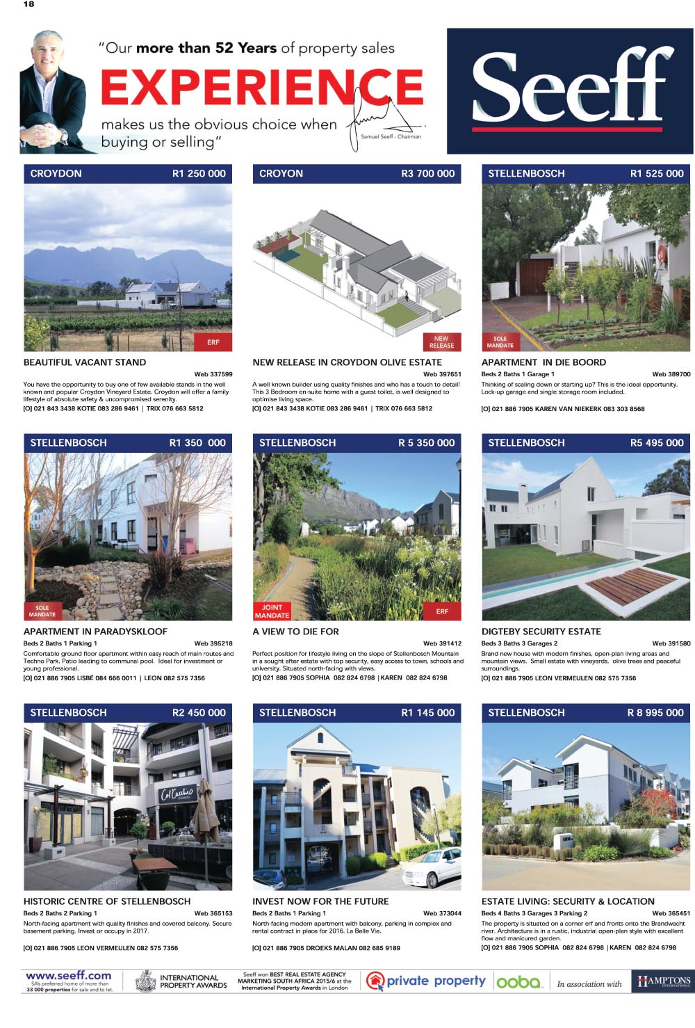 You are browsing images from the article: Property Selection 27th July 2016