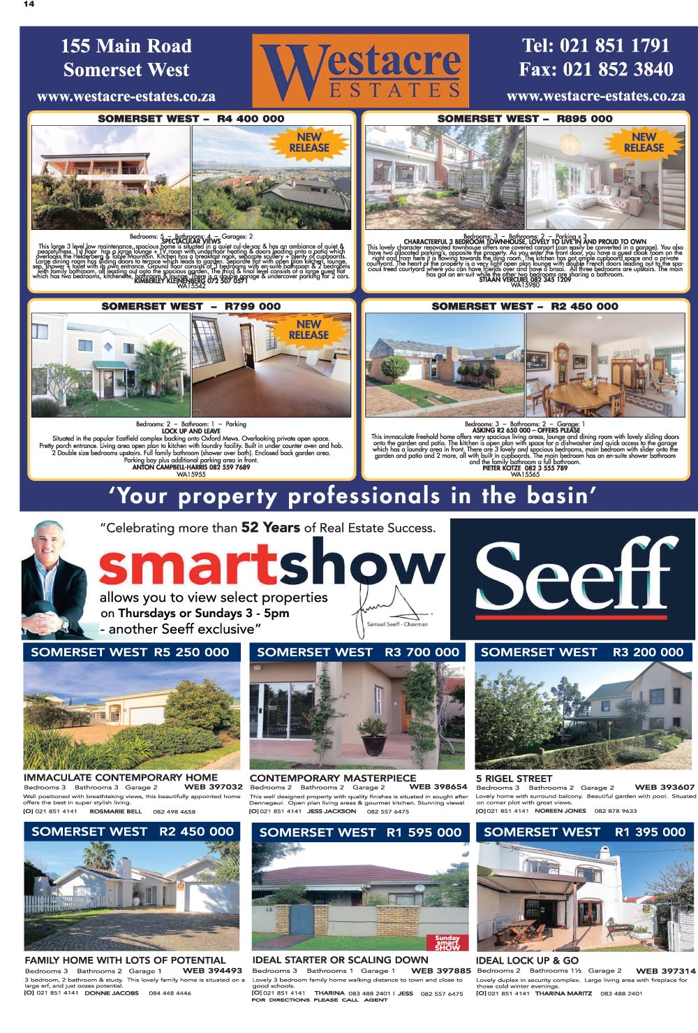 You are browsing images from the article: Property Selection 10th August 2016