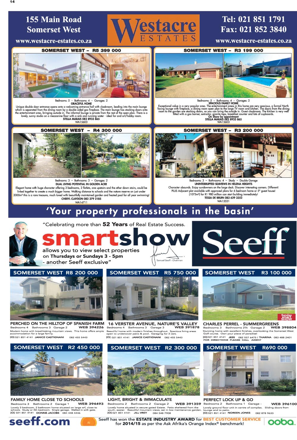 You are browsing images from the article: Property Selection 17th August 2016